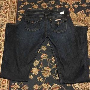 Hudson Flare Jeans 28